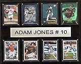 MLB Baltimore Orioles Adam Jones Plaque