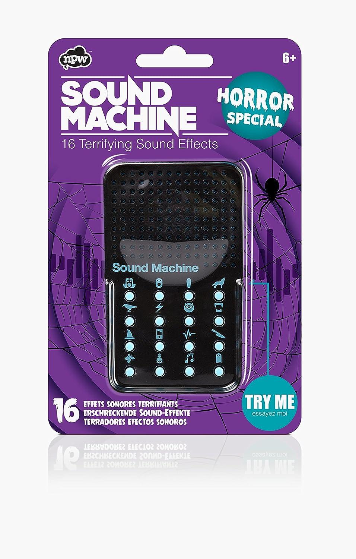 NPW Sound Machine, Horror Special Sound Effects