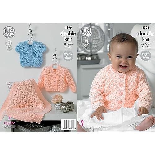 Baby Set Knitting Patterns Amazon
