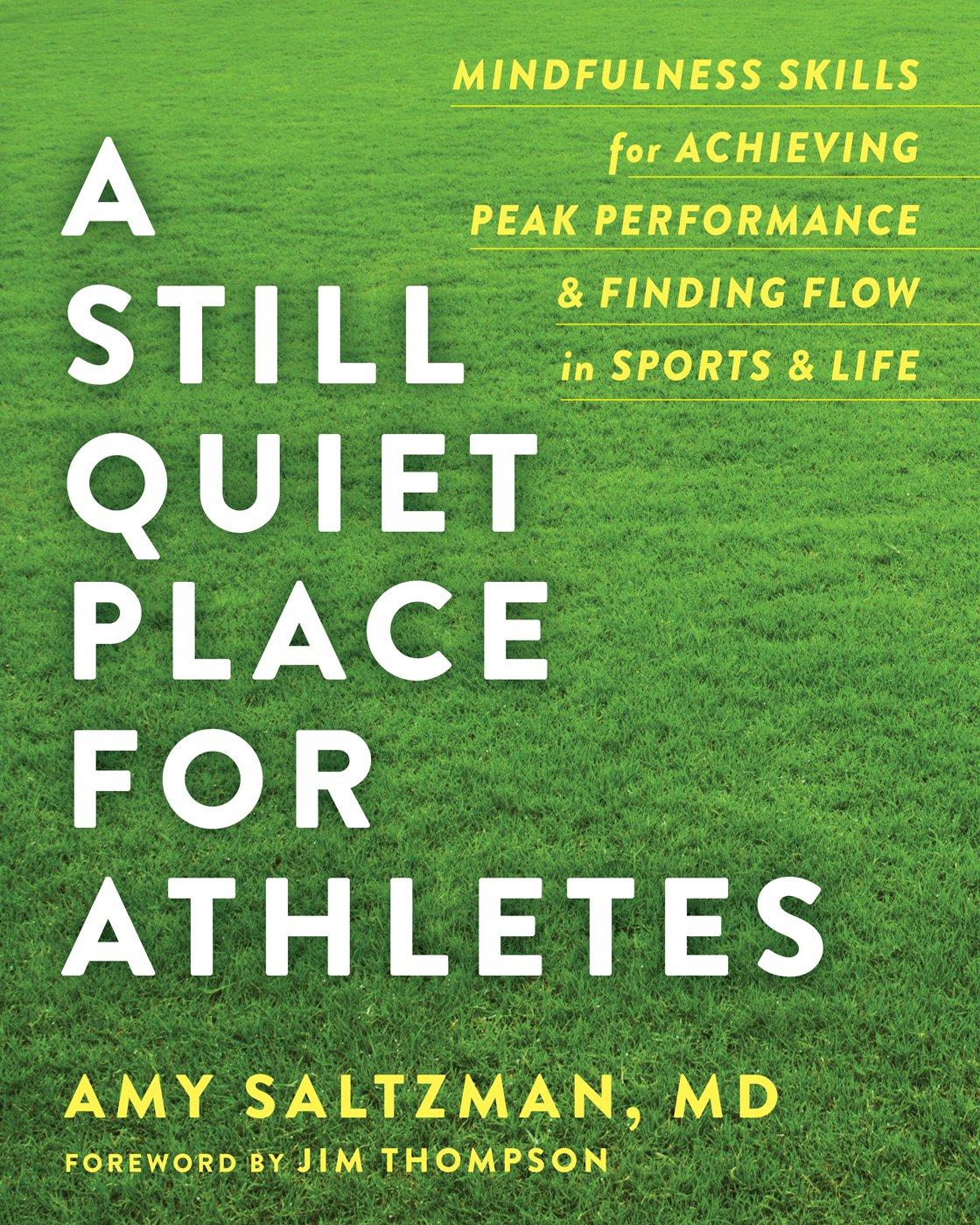 A Still Quiet Place for Athletes: Mindfulness Skills for Achieving Peak Performance and Finding Flow in Sports and Life by New Harbinger Publications