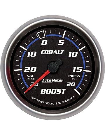 GAR2118ZEXHABCD Pinstripe II Blue Speedometer Gauge 3819 Aurora Instruments