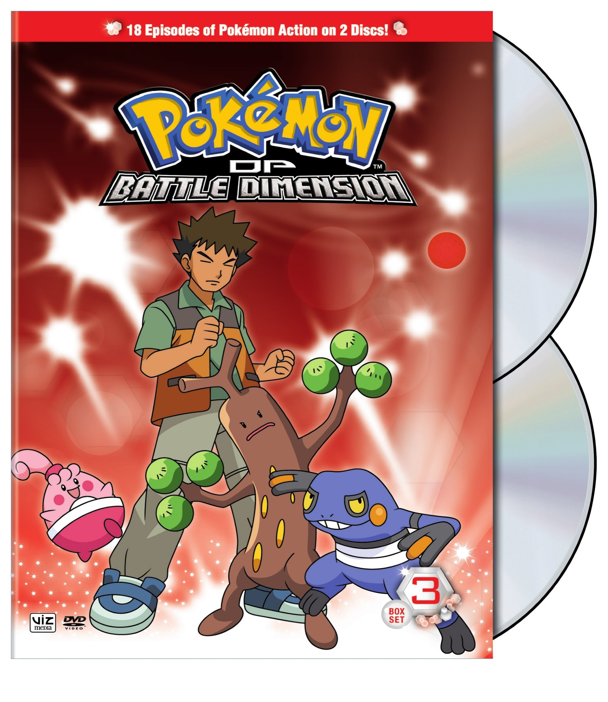 Pokemon Diamond and Pearl Battle Dimension Box Set 3