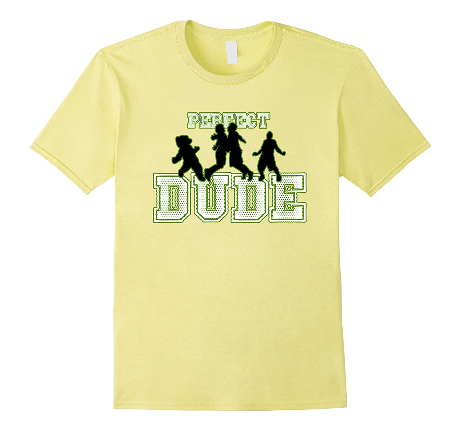 Perfect dude Awesome Style T-shirt-Vaci