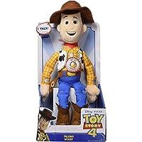 Toy Story 4 Woody Talking Plush