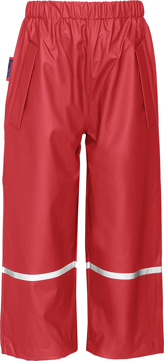Playshoes Rain Waterproofs Easy Fit Baby Boy's Trousers