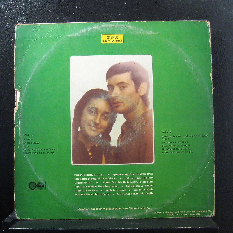 Sergio Y Estibaliz - Sergio Y Estibaliz - Sergio Y Estibaliz - Lp Vinyl Record - Amazon.com Music