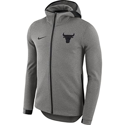 8e4fcb567 ... Red - Youth  sale retailer 5d6be 4519b Nike Mens Chicago Bulls NBA  Player Showtime Full Zip Hoodie Dark Grey ...