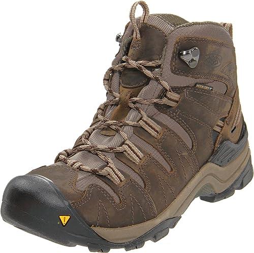 Keen Gypsum Mid - Zapatos de Deporte de Exterior, Color Marrón, Talla 35: Amazon.es: Zapatos y complementos