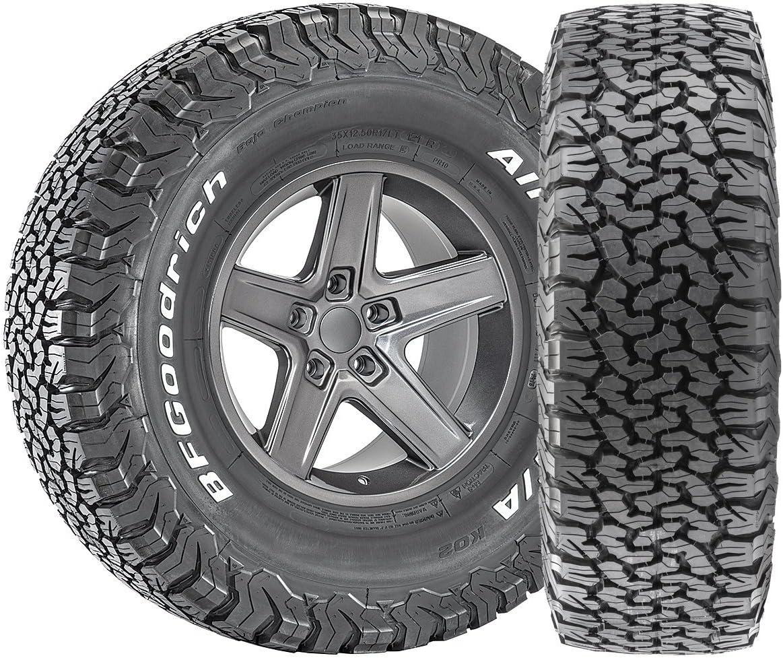 265//70R18 124R BFGoodrich All-Terrain T//A KO2 Radial Tire
