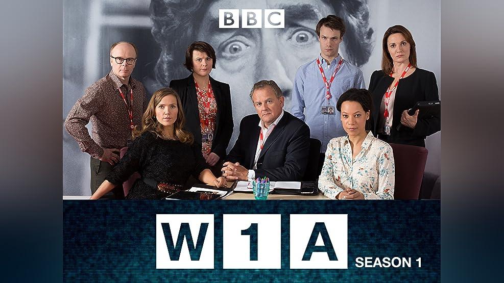 W1A, Season 1