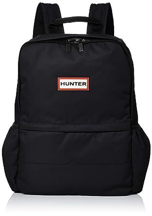 Hunter Unisex Hunter Original Laptop Backpack Black One Size
