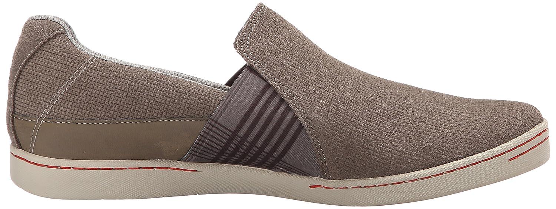 Ahnu Women's Precita Slip On Sneaker B00RMKHSOM 5.5 B(M) US|Walnut