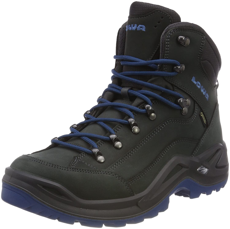 Lowa Men's Renegade GTX Mid Hiking BootSepia/Sepia12.5 M US