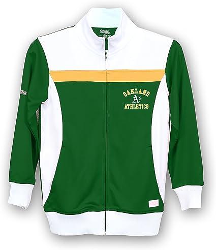 MLB Niñas Fashion chaqueta de chándal - 94538G, Verde/Blanco ...