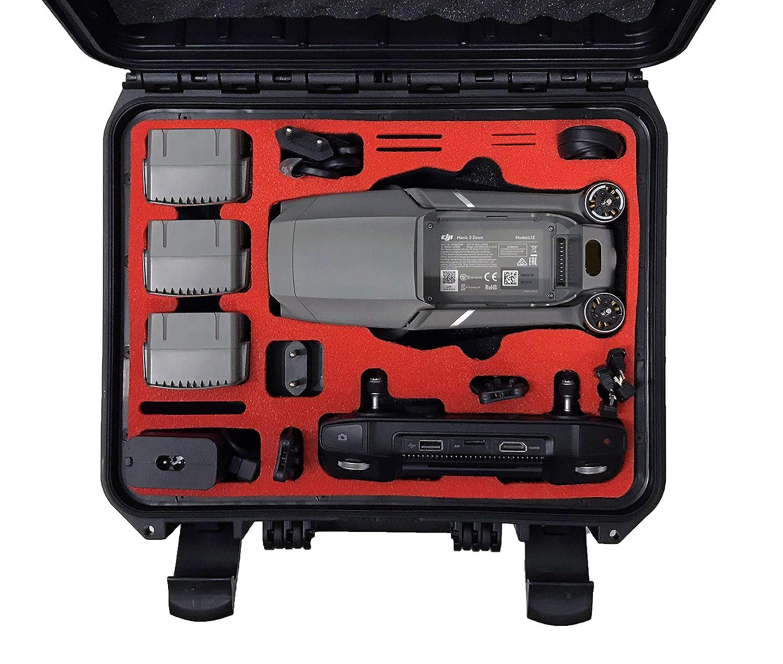 MC-CASES® Koffer für DJI Mavic 2 Pro Zoom und DJI Smart Controller - Kompakt Edition B07NJDLLJN Zubehör Erste Qualität | Stil