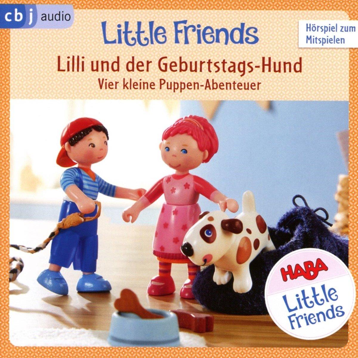 HABA Little Friends - Lilli und der Geburtstags-Hund: Vier kleine ...