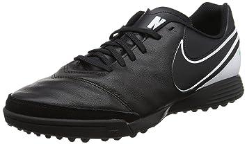 2abbb352f8 Chuteira Society Nike Tiempox Genio Ii Cor  PTO VDE-002 - Tam  44 ...