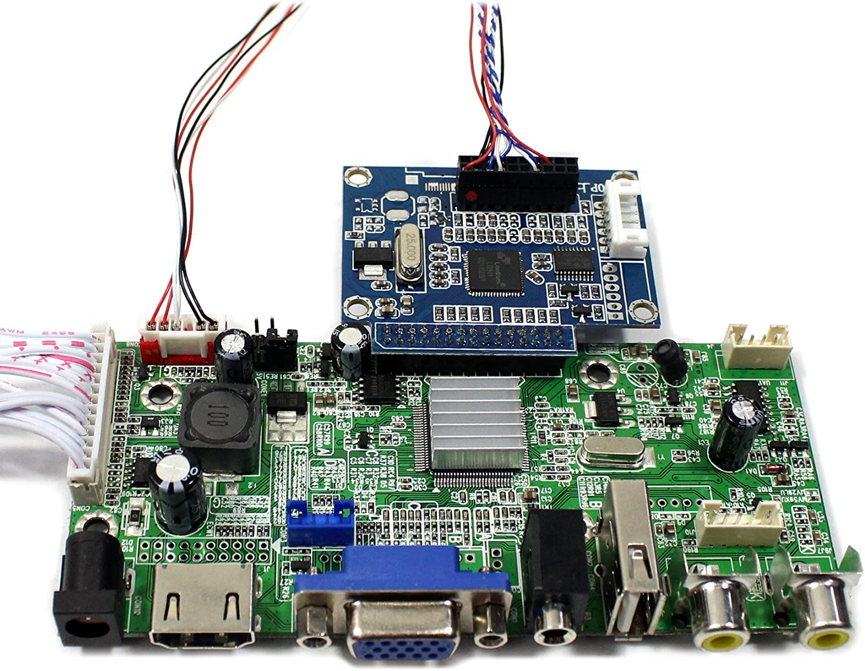 AV VGA Audio USB Eingang LCD Controller Board 10.11920x1200 B101UAN01.A LCD Touchscreen TFT Monitor mit HDMI