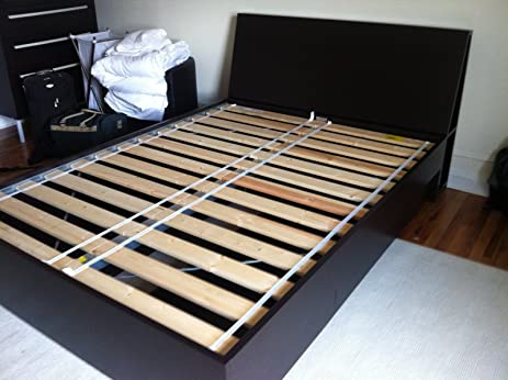 ikea sultan lade slatted bed base for fulldouble size beds - Double Size Bed Frame