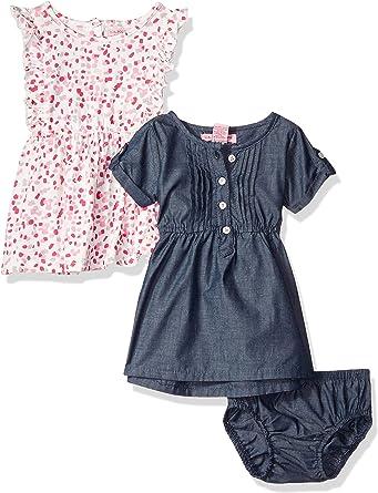 Polo Assn U.S Baby Girls Casual Dress