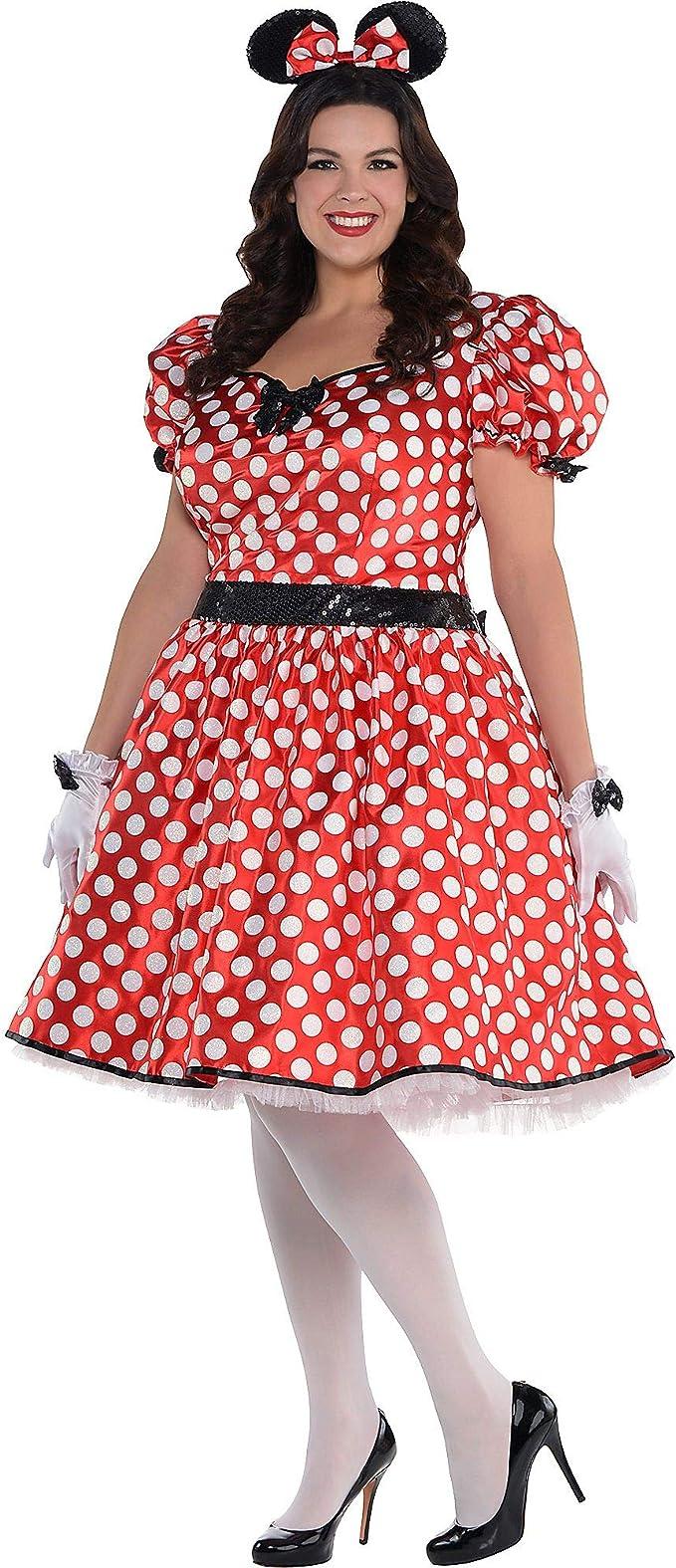 Amazon.com: Traje para mujer con diseño de Minnie Mouse ...
