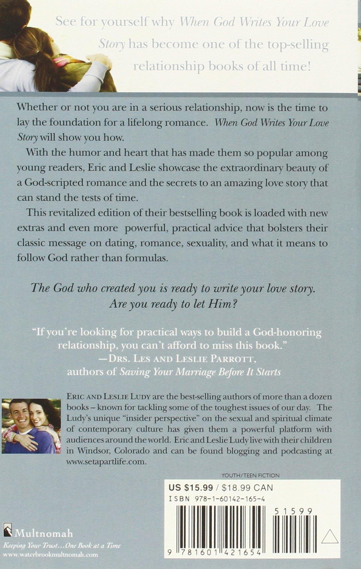 Girl Relationships: Eric Ludy, Leslie Ludy: 9781601421654: Amazon:  Books