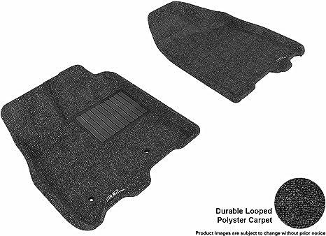 Amazon Com 3d Maxpider Front Row Custom Fit Floor Mat For Select