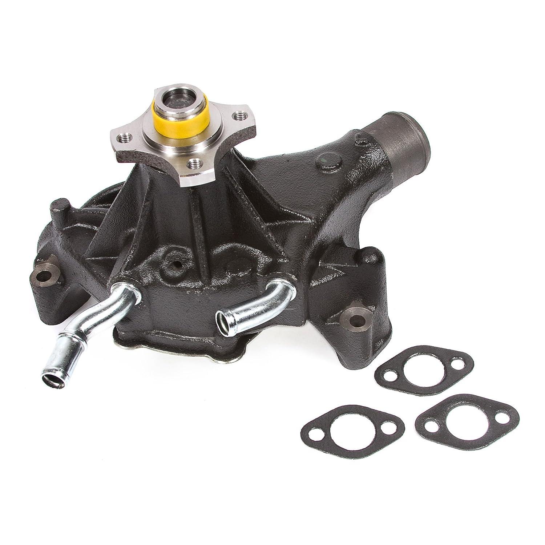 Fits 92-98 Chevrolet GMC Isuzu Oldsmobile 4.3 OHV 12V Vortec VIN W Z X Timing Chain Kit GMB Water Pump