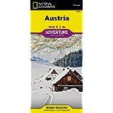 Austria (National Geographic Adventure Map)