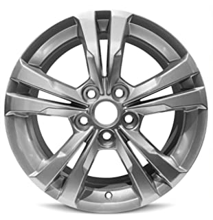 New 17 Inch Chevrolet Equinox Replacement Alloy Wheel Rim 17x7 Inch 5 Lug 67mm Center Bore