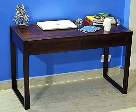 Mubell Manavar Study Table Sheesham wood