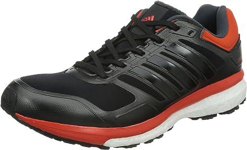 adidas Supernova Glide ATR, Zapatillas para Hombre, Rojo/Blanco/Negro, 40 2/3 EU: Amazon.es: Zapatos y complementos