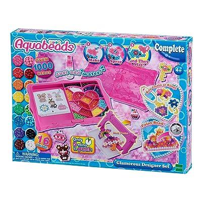Aquabeads Glamorous Designer Set: Toys & Games