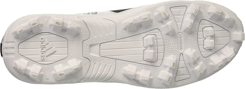 adidas Originals Men's Freak Mid Md Wide Football Shoe Ftwr White, Core Black, Core Black