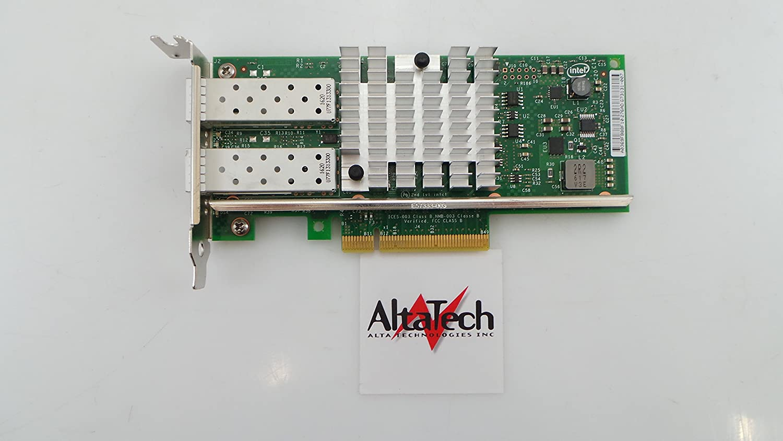 DELL 942V6 Dell Intel X520-DA2 Dual-Port 10Gb SFP+ PCI-e Low-Profile NIC