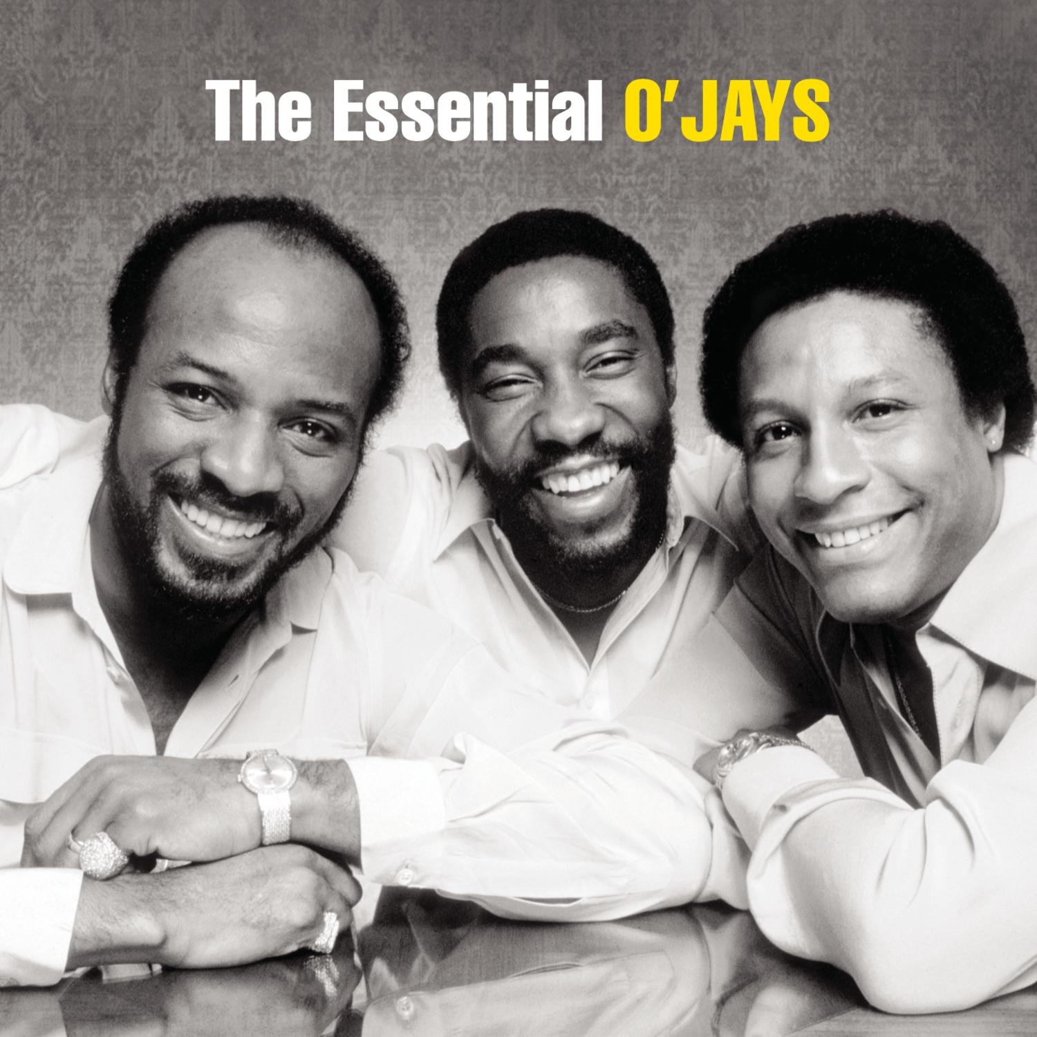 The Essential O'Jays by Sony Legacy