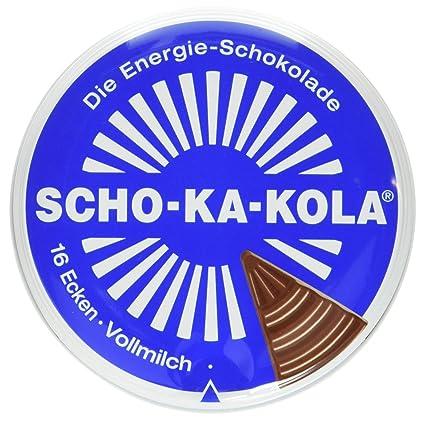 Scho Ka Kola Vollmilch 10er Pack 10x 100 G Amazonde