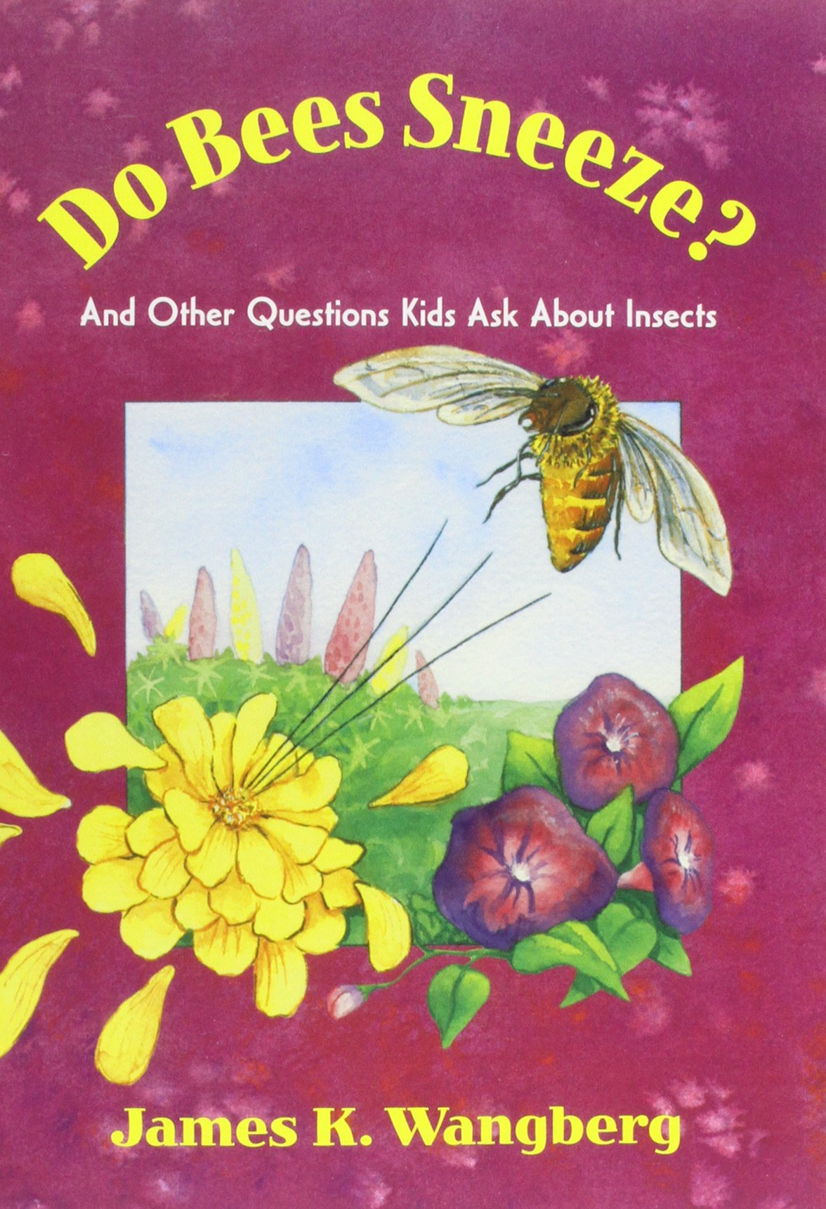 Do Bees Sneeze?: And Other Questions Kids Ask about Insects