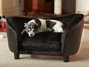 Perros perro cama de peluche sofá sofá cama para perros Perros cesta Dormir Espacio cama