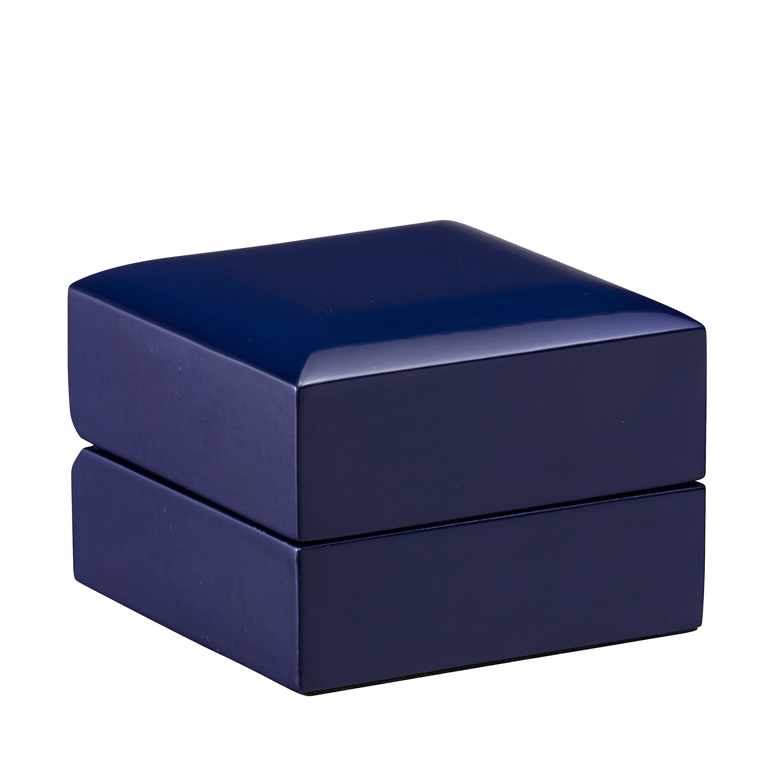 Allure Imperial Ring Box, Blue by Allure Pack (Image #3)