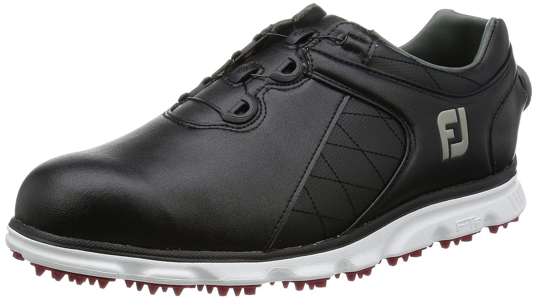 [フットジョイ] ゴルフシューズ プロ/エスエル Boa 56847J B01LXVPBNJ  ブラック2016モデル 26.0 cm Wide