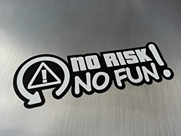 Folien Zentrum No Risk No Fun Shocker Hand Auto Aufkleber Jdm Tuning Oem Dub Decal Stickerbomb Bombing Fun W Auto