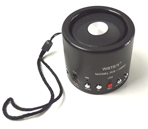 Sonido Caja de música, 4 colores Clavija USB Mini tarjeta SD ...