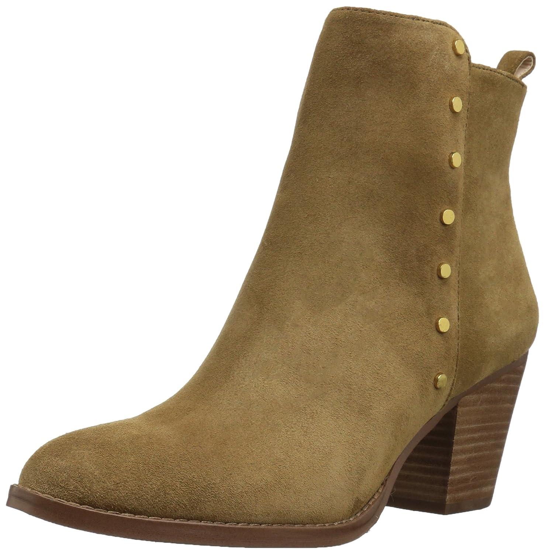 Nine West Women's Freeport Ankle Boot B01MYW7ZPD 8.5 B(M) US|Green Suede
