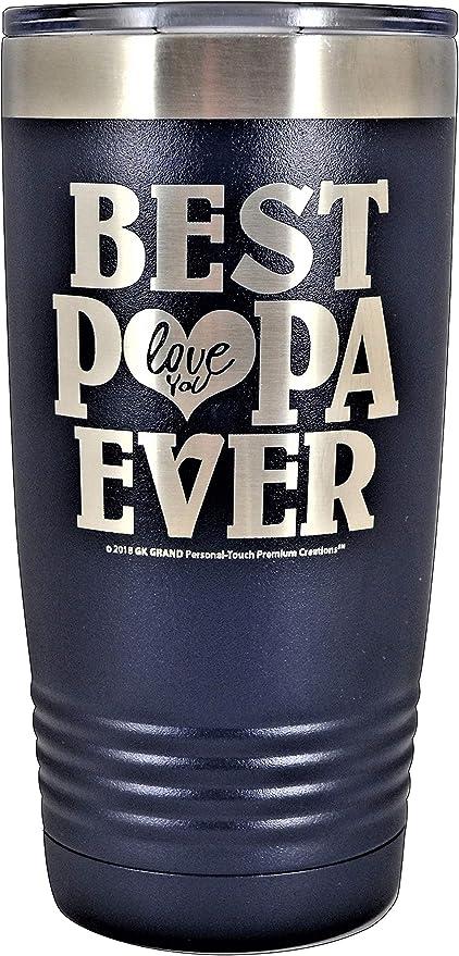 Amazon.com: Regalo para papá – mejor papá nunca ~ Love you ...
