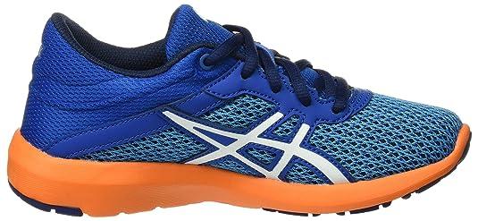 ASICS Fuzex Rush GS, Chaussures de Running Entrainement Mixte Enfant