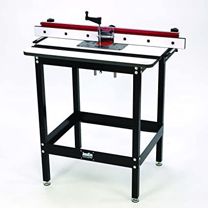 Jessem rout r lift ii included router table system with phenolic top jessem rout r lift ii included router table system with phenolic top greentooth Images