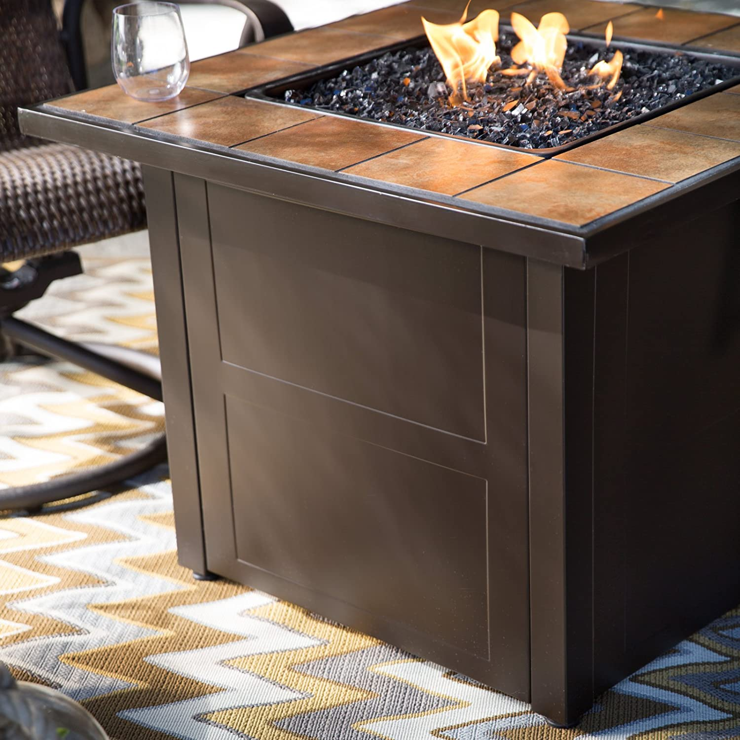 81jC950wtyL. SL1500  Top Result 50 Awesome High top Fire Pit Table Pic 2018 Jdt4