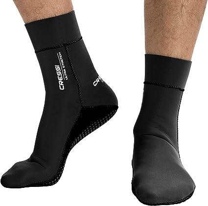 PALMA LT by Cressi Long Premium Neoprene Diving Socks 3mm quality since 1946
