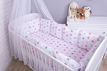Baby Nestchen Bettumrandung